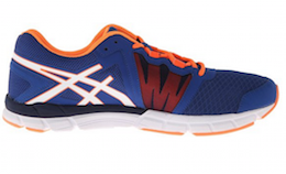 ASICS Men's GEL-Craze TR Cross-Training Shoe Dark Blue:Neon Orange:Navy