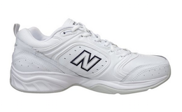 New Balance Men's MX623 Cross-Training Shoe White