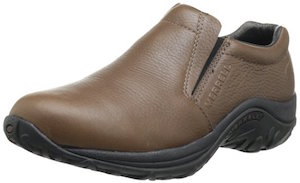 Merrell Men's Jungle Moc Leather Slip-On Shoe