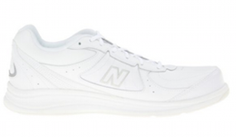New Balance Men's MW577 Walking Shoe White