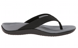 ff2d392e9b49 Vionic with Orthaheel Technology Unisex Wave Orthatic Sandal
