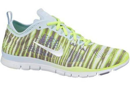 Nike Women's TR Fit 4 5 Cross Training Shoes Print