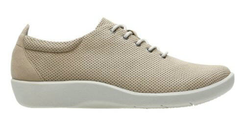 Clarks Women's Cloud Steppers Sillian Tino Lace-Up Shoe